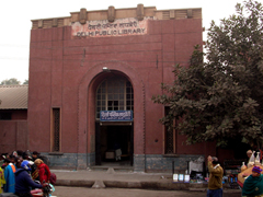Delhi Public Library Recruitment 2012