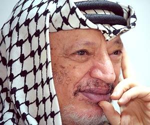 Yasser Arafat Biography
